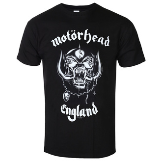 Herren T-Shirt Metal Motörhead - England - ROCK OFF, ROCK OFF, Motörhead