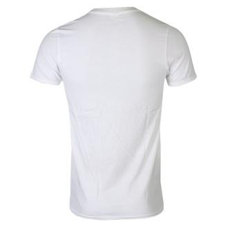 Herren T-Shirt LINKIN PARK - BRACKET LOGO (WHITE) - PLASTIC HEAD, PLASTIC HEAD, Linkin Park