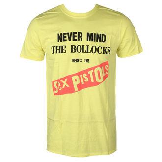 Herren T-Shirt Metal Sex Pistols - Never Mind the Bollocks - ROCK OFF, ROCK OFF, Sex Pistols