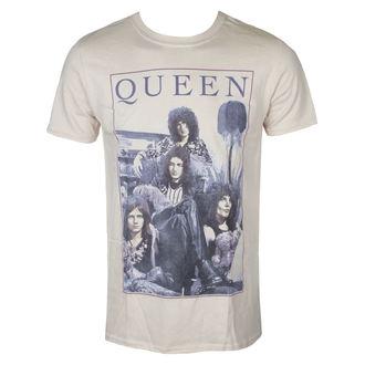 Herren T-Shirt Queen - Vintage Frame - ROCK OFF, ROCK OFF, Queen