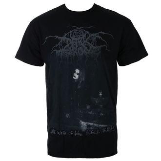 Herren T-Shirt Metal Darkthrone - THE WIND OF 666 BLACK HEARTS - RAZAMATAZ, RAZAMATAZ, Darkthrone