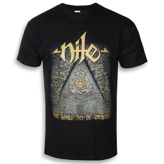 Herren T-Shirt Metal Nile - Was Sollte Nicht 8e Ausgegraben / Gold - RAZAMATAZ, RAZAMATAZ, Nile