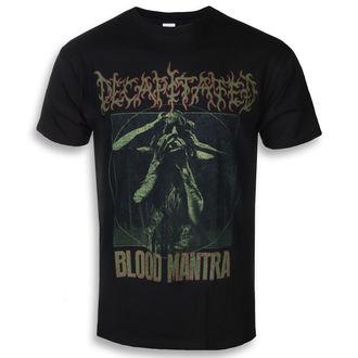 Herren T-Shirt Metal Decapitated - Blood Mantra - RAZAMATAZ, RAZAMATAZ, Decapitated