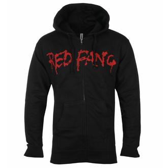 Herren Hoodie Red Fang - Fang - Schwarz - INDIEMERCH, INDIEMERCH, Red Fang