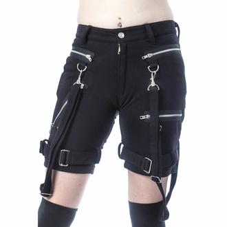 Damen Shorts (Tracksuit) CHEMICAL BLACK - RENITA - SCHWARZ - POI1042