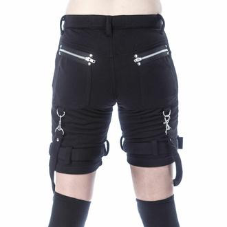 Damen Shorts (Tracksuit) CHEMICAL BLACK - RENITA - SCHWARZ, CHEMICAL BLACK
