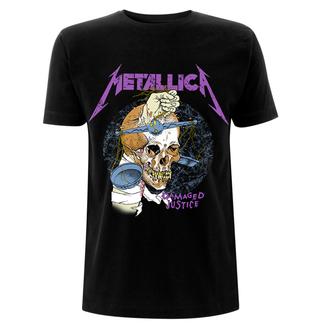 Herren T-Shirt Metal Metallica - Damage Hammer -, NNM, Metallica