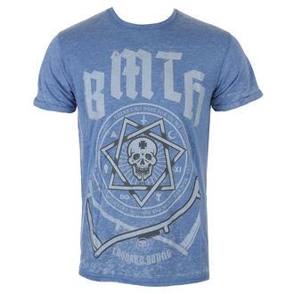 Herren T-Shirt Metal Bring Me The Horizon - Crooked Young - ROCK OFF, ROCK OFF, Bring Me The Horizon