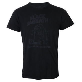 Herren T-Shirt Metal Black Sabbath - Symptom Of The Universe - ROCK OFF, ROCK OFF, Black Sabbath