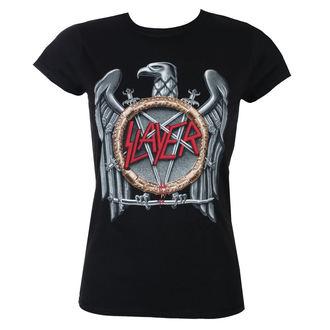 Damen T-Shirt Metal Slayer - Silver Eagle - ROCK OFF, ROCK OFF, Slayer