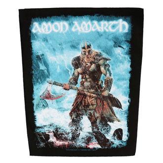 Aufnäher groß AMON AMARTH - JOMSVIKING - RAZAMATAZ, RAZAMATAZ, Amon Amarth
