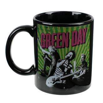 Becher GREEN DAY, ROCK OFF, Green Day