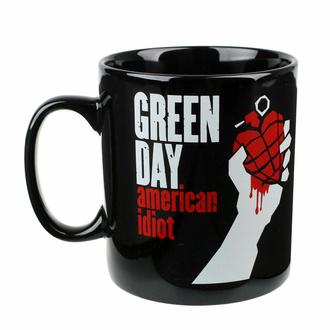 Großer Becher GREEN DAY, ROCK OFF, Green Day