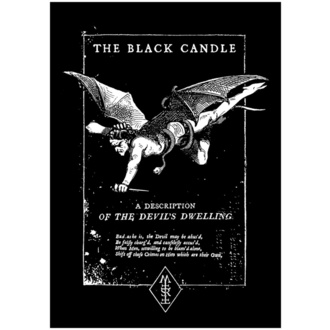 Book The Black Candle 3rd: Sympathy For The Devil, CULT NEVER DIE