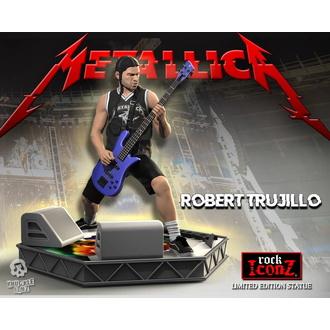 Figur Metallica - Robert Trujillo - Begrenzte Auflage, KNUCKLEBONZ, Metallica