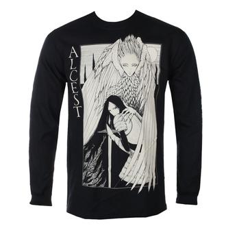 Herren T-shirt mit lange ärmel Alcest - Knight - Schwarz, KINGS ROAD, Alcest