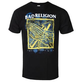 Herren T-shirt Bad Religion - Against The Grain - Schwarz, KINGS ROAD, Bad Religion