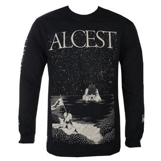 Herren T-shirt mit lange ärmel Alcest - Island - Schwarz, KINGS ROAD, Alcest