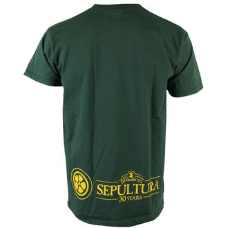 Herren T-Shirt Sepultura - Roots 30 Years - NUCLEAR BLAST, NUCLEAR BLAST, Sepultura