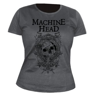 Damen T-Shirt Metal Machine Head - NUCLEAR BLAST - NUCLEAR BLAST, NUCLEAR BLAST, Machine Head