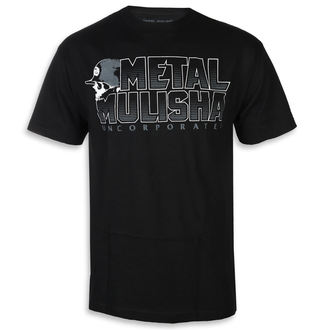 Herren T-Shirt Street - JAIL BREAK BLK - METAL MULISHA, METAL MULISHA
