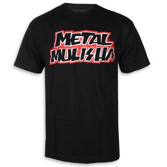 Herren T-Shirt Street - STICK UP BLK - METAL MULISHA, METAL MULISHA