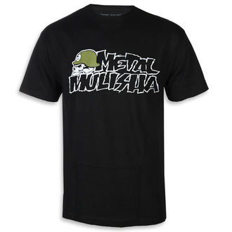 Herren T-Shirt Street - IKON BLK - METAL MULISHA, METAL MULISHA
