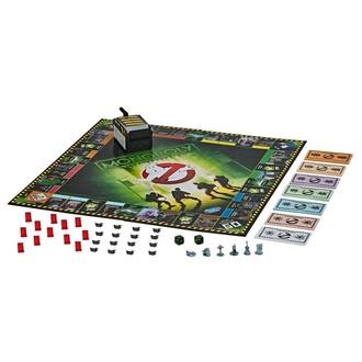Spiel Ghostbusters - Brettspiel Monopoly, NNM, Ghostbusters