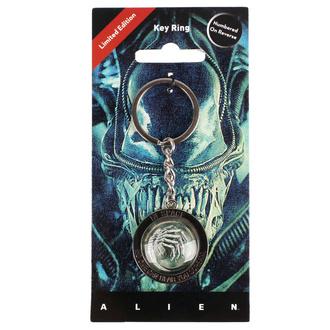 Schlüsselanhänger Alien - In Space No One Can Hear You Scream, NNM, Alien: Das unheimliche Wesen aus einer fremden Welt