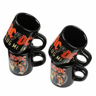 Tassen (4er Pack) AC / DC, NNM, AC-DC
