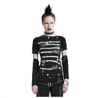 Damen T-Shirt Gothic und Punk - Dead Man - PUNK RAVE, PUNK RAVE