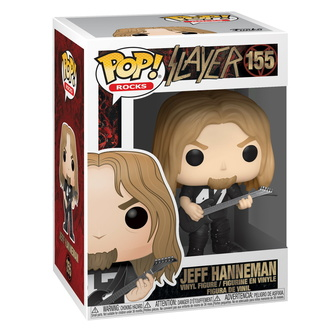 Figur Slayer - POP! - Jeff Hanneman, POP, Slayer