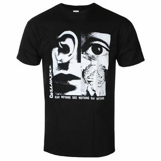 Herren T-Shirt DISCHARGE - HEAR NOTHING SEE NOTHING - RAZAMATAZ, RAZAMATAZ, Discharge