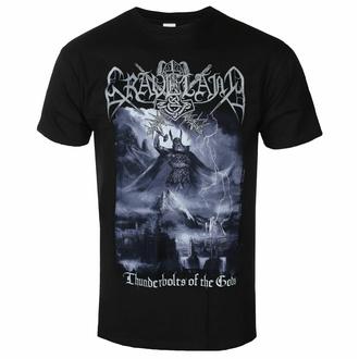 Herren T-Shirt GRAVELAND - THUNDER BOLTS OF THE GODS - RAZAMATAZ, RAZAMATAZ, Graveland