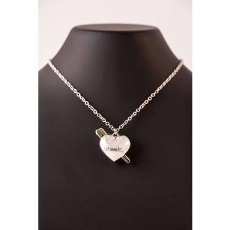Halskette mit Anhänger Dracula - Universal Monsters - Herz, NNM