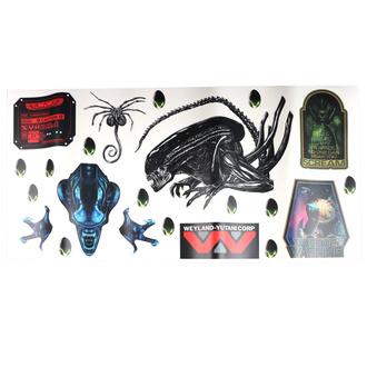 Wandaufkleber Alien, NNM, Alien: Das unheimliche Wesen aus einer fremden Welt