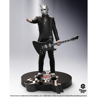 Figur Ghost - Nameless Ghoul - Schwarze Gitarre, KNUCKLEBONZ, Ghost