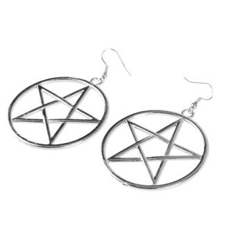 Ohrringe Pentagramm, FALON
