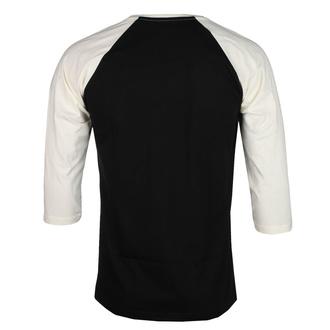 Herren 3/4 Arm Shirt EUROPE - FINAL COUNTDOWN - SCHWARZ / ECRU - GOT TO HAVE IT, GOT TO HAVE IT, Europe