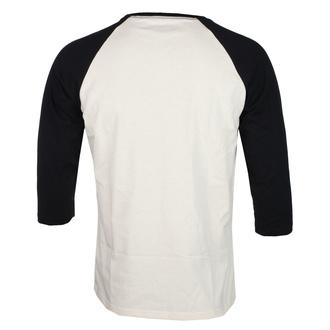 Herren 3/4 Arm Shirt NIRVANA - SERVE THE SERVANTS - ECRU / SCHWARZ - GOT TO HAVE IT, GOT TO HAVE IT, Nirvana