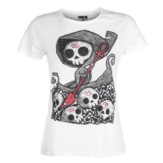 Damen T-Shirt AKUMU INK - Infernal River, Akumu Ink