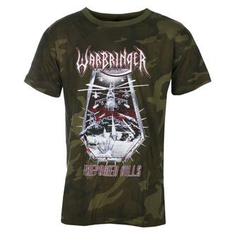 Herren T-Shirt Metal Warbringer - Firepower Kills - NAPALM RECORDS, NAPALM RECORDS, Warbringer