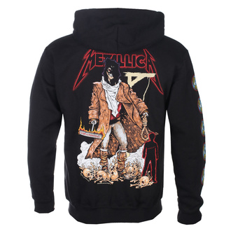 Herren Hoodie Metallica - Executioner - Das unvergeben- Schwarz, NNM, Metallica