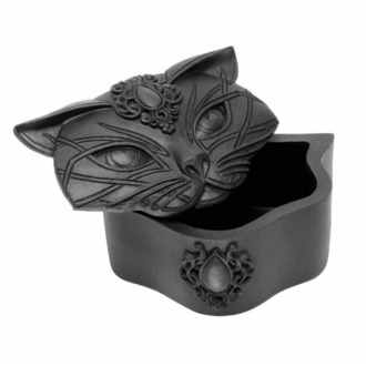 Dekoration (Box) ALCHEMY GOTHIC - Sacred Cat, ALCHEMY GOTHIC
