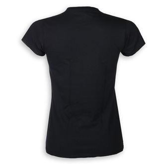 Damen T-Shirt Metal Kiss - Classic Logo - ROCK OFF, ROCK OFF, Kiss