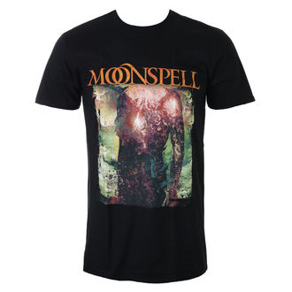 Herren T-Shirt Metal Moonspell - 1755 - NAPALM RECORDS, NAPALM RECORDS, Moonspell
