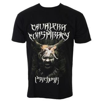 Herren T-Shirt Metal Cavalera Conspiracy - Psychosis - NAPALM RECORDS, NAPALM RECORDS, Cavalera Conspiracy