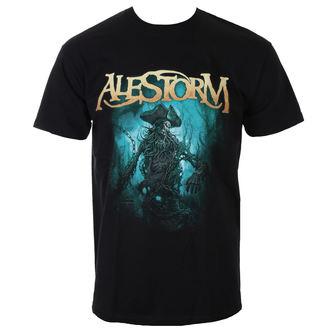 Herren T-Shirt Metal Alestorm - No Grave But The Sea - NAPALM RECORDS, NAPALM RECORDS, Alestorm