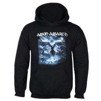 Herren Hoodie AMON AMARTH - RAVEN'S FLIGHT - SCHWARZ - PLASTIC HEAD, PLASTIC HEAD, Amon Amarth