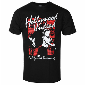 Herren T-Shirt HOLLYWOOD UNDEAD - DREAMING SUNSET - PLASTIC HEAD, PLASTIC HEAD, Hollywood Undead